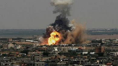 Photo of غزہ میں دھماکے کی خـبریں