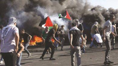 Photo of صیہونی فوجیوں کی فائرنگ سے ایک فلسطینی شہید 34 زخمی